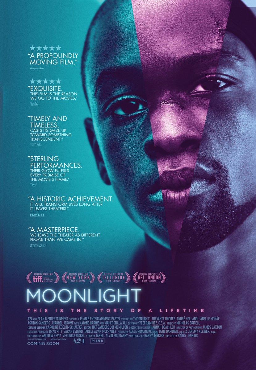 Moonlight: Sob a Luz do Luar